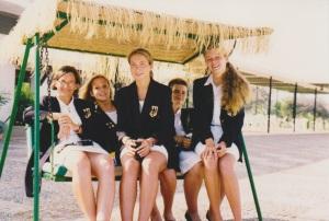 Juniorinnen Mannschafts-EM, in Malaga Spanien